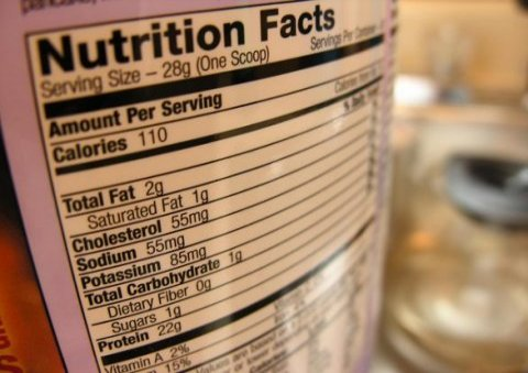 nutrition facts 1557053